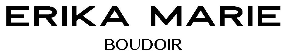 Erika Marie Boudoir Logo